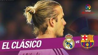 El Clasico - The history of El Clasico