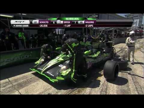 2013 Sebring Broadcast [Part 1] - ALMS - Tequila Patron - Sports Cars - Racing - John Hindhaugh