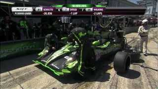 2013 Sebring Broadcast [Part 1] - ALMS - Tequila Patron - Sports Cars - Racing - John Hindhaugh