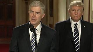 Vanderbilt Law Professor talks about his connection to Supreme Court nominee Neil Gorsuch