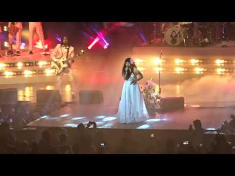 Tu falta de querer, Mon Laferte, Auditorio Nacional 30 de Septiembre 2016