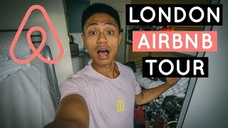 Gambar cover London AirBnB House Tour! | Backpacking Vlog #16