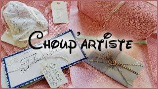 Choup'artiste - Une tête de linotte avec beaucoup de talent ♥