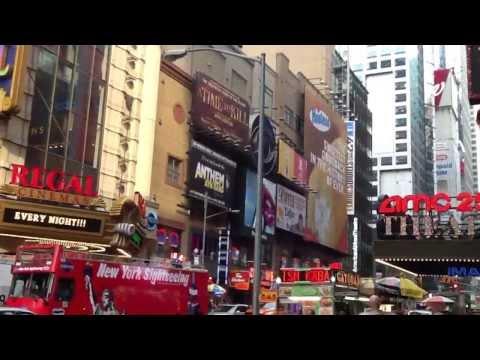 New York -Chevys, Regal Cinemas, AMC 25