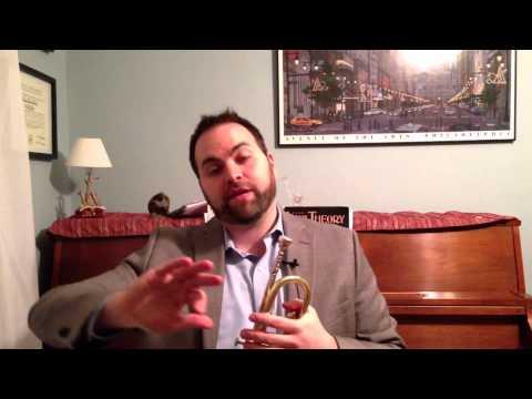 Improvisation ideas on G7 chord (Trumpet), part 2