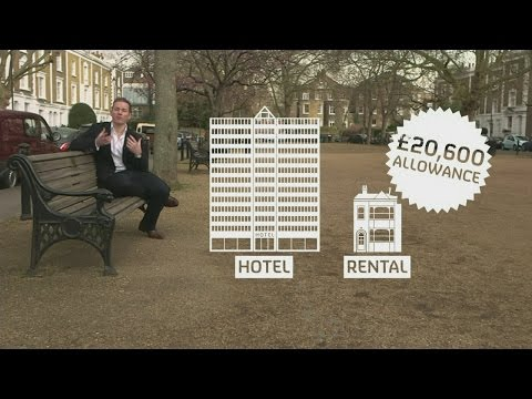 MPs' expenses: the 46 claiming London rent & hotels while owning property