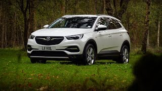 2018 Vauxhall Grandland X Review - A Match For The Competition? New Motoring