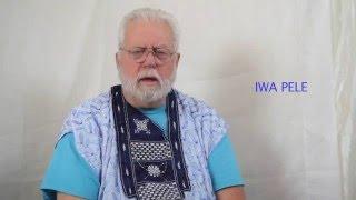 Egbe Iwa-Pele Ifa Orisa Training Course Intro by Awo Falokun
