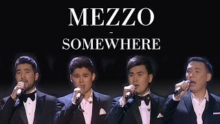 MEZZO - Somewhere (from West Side Story)