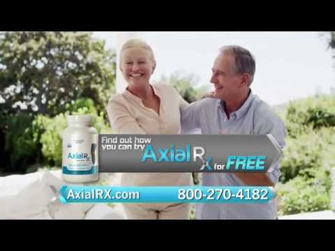 Introducing Joint Pain Relief Axial Rx, from the makers of Iceland Health
