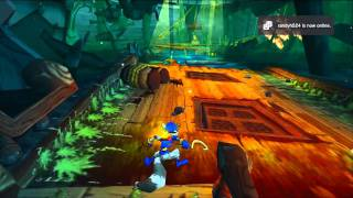 The Sly Collection- Sly Cooper and the Thievius Raccoonus The Gunboat Graveyard Part 7 thumbnail