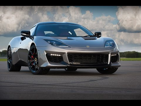 Lotus Evora 400 - (One Take)