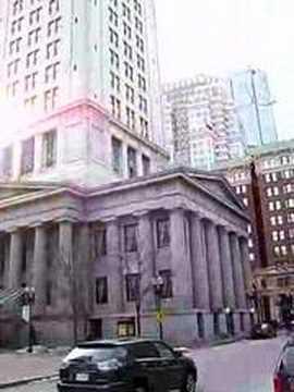State Street Boston Massachusetts Puritans John Winthrop