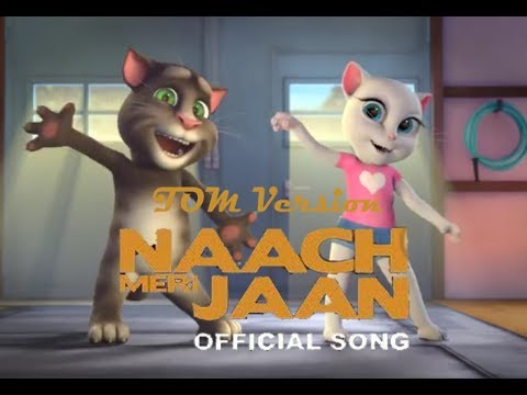 NAACH MERI JAAN -tubelight salman khan | Tom Version Full song