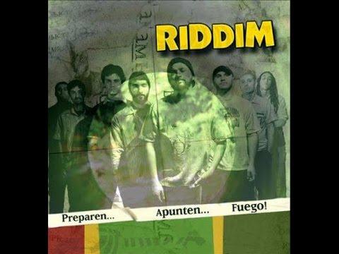 Riddim - Preparen... apunten... fuego! (full album)