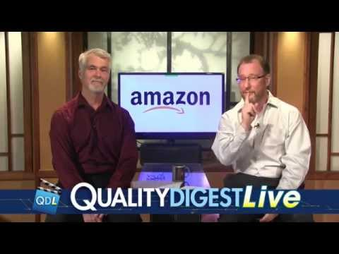 Quality Digest LIVE, August 21, 2015 - Amazon's Controversial Data-driven Approach