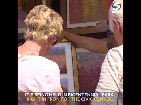 Festival of Arts kicks off in downtown Oklahoma City
