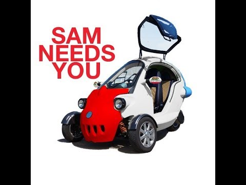 Let S Talk Cars Sam Electric Vehicle Is Available In The Usa