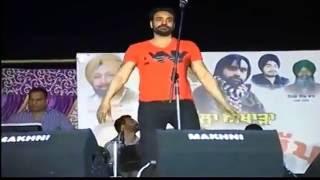 Babbu Maan - Live Show    Khant Maanpur    Khulla Akhara