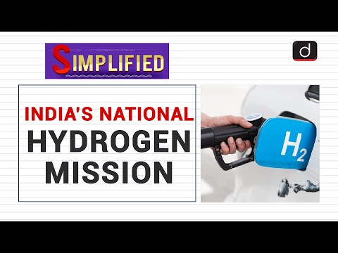 India's National Hydrogen Mission: Simplified