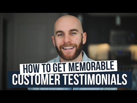 How To Get Truly Memorable (B2B) Customer Testimonial Videos