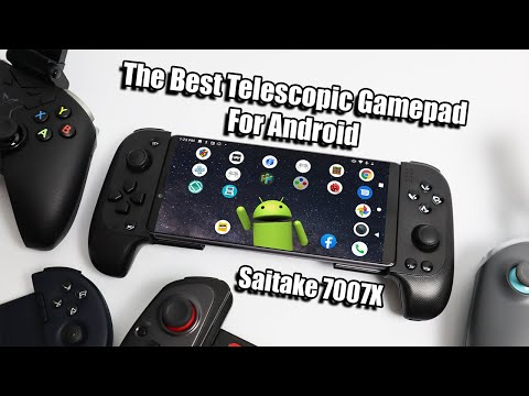 The Best Telescopic Controller For Android - Saitake 7007X Review Android