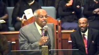 """The Burning in My Bones"" Sermon by the Rev. H. Beecher Hicks, Jr. (Oct. 17, 2012)"