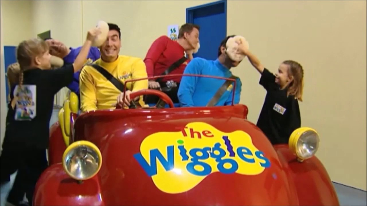 Lights camera action wiggles intro youtube lights camera action wiggles intro sciox Choice Image
