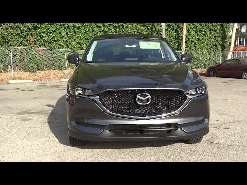Culver City Mazda >> 2017 Mazda CX-5 Los Angeles, Cerritos, Van Nuys, Santa Clarita, Culver City, CA 70387 - YouTube