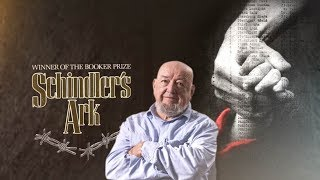 Up close with Booker Prize-winning author Thomas Keneally
