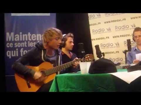 Romain Ughetto - Je N'oublierai Jamais - Radio VL [22.03.14]