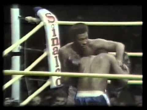 Floyd Patterson vs Jimmy Ellis