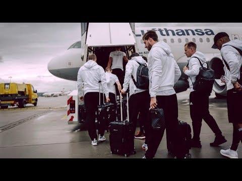 Die Mannschaft: Anreise nach Prag