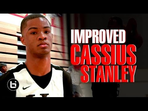 Cassius Stanley Shows Off Improved Game at The League! Top Guard in 2019!?