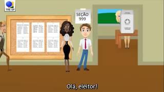Não tenha pressa na hora de votar! Aguarde a exibição da foto do seu candidato na tela e então pressione CONFIRMA. (Vídeo produzido pela ScCap - SGP) ...