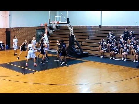 Winston Salem Christian Lions vs Burlington Christian Academy Royals - 11/28/2017 - GAME 3