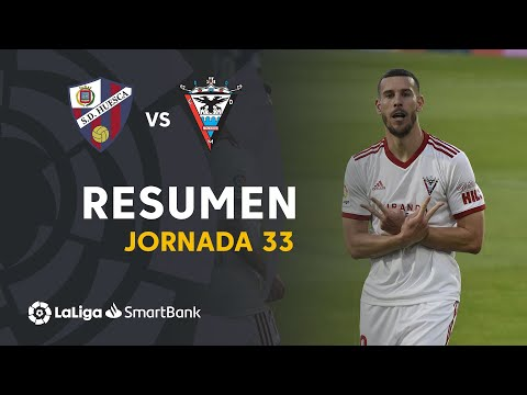 Huesca Mirandes Goals And Highlights