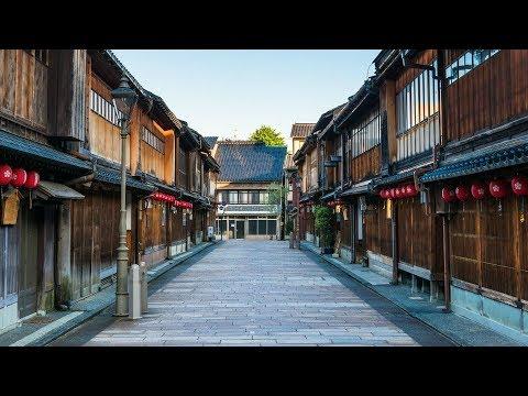 SAMURAI, GIARDINI E TRADIZIONE: LA CITTÀ DI KANAZAWA