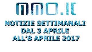 MMO-News dal 3 all