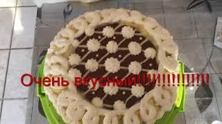 Домашний влог//Салат Цезарь//Торт Золотой ключик