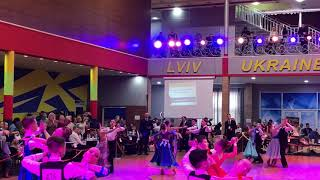 2018 - March - Ballroom Dancing Competition - 1