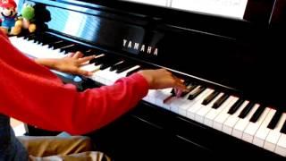 使用楽譜:月刊ピアノ2015年12月号 ほぼ一日で仕上げたのでミスが多いで...