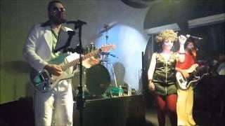 Banda MP3, Memphis Rock Bar, São Paulo/SP, Brasil - Dia 16/01/2016