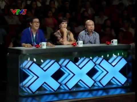 Việt Nam got talent tập 8 - 19/2/2012 - Chém gió với Dưa Leo