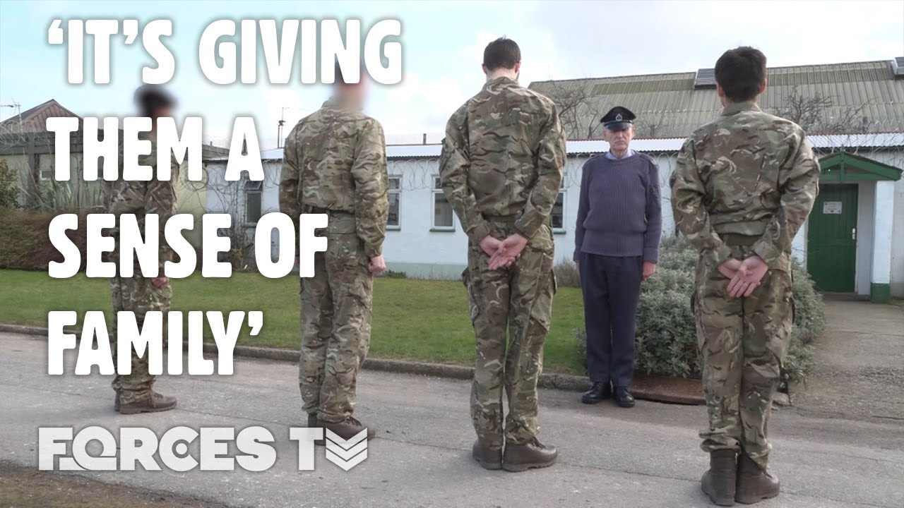 Meet The UK's ONLY Behind-Bars Cadet Unit | Forces TV