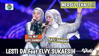 Begitu Merdunya !!! LESTI DA Feat ELVY SUKAESIH