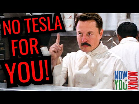 Elon's Not Gonna Sell You a Tesla | In Depth