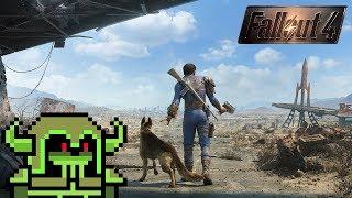 Necroknight76 Vs. Fallout 4 - (Episode 2) 1080p 60fps