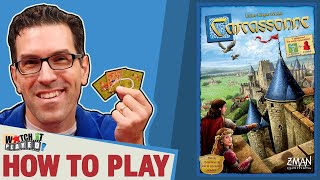 Carcassonne - How To Play