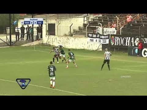 Intermedio - Fecha 2 - Wanderers 0:1 Racing